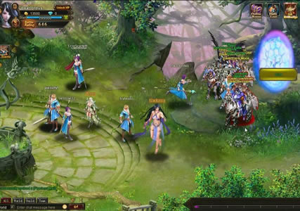 League of Angels Screenshot 2