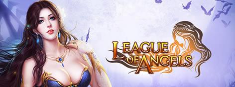 League of Angels teaser