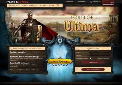 Lord of Ultima Screenshot 0