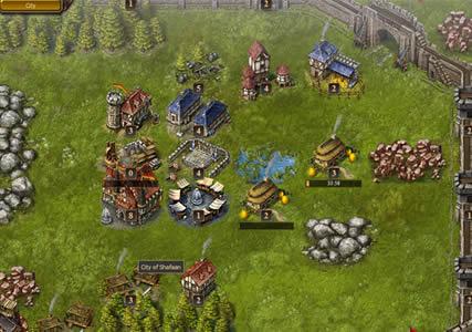 Lord of Ultima Screenshot 2
