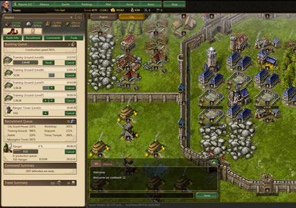 Lord of Ultima Screenshot 3