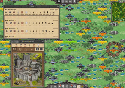 Lords and Knights Screenshot 1