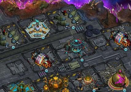 Mad Galaxy Screenshot 1