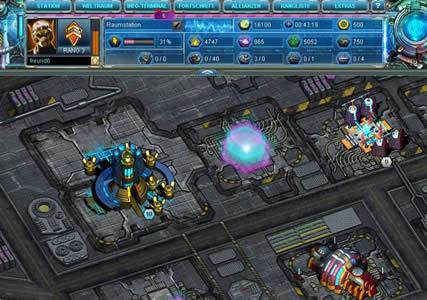 Mad Galaxy Screenshot 2