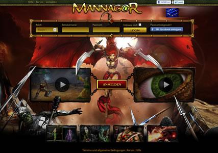 Mannagor Screenshot 0