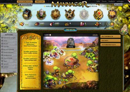 Mannagor Screenshot 1