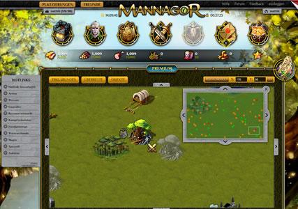 Mannagor Screenshot 2