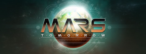 Mars Tomorrow teaser