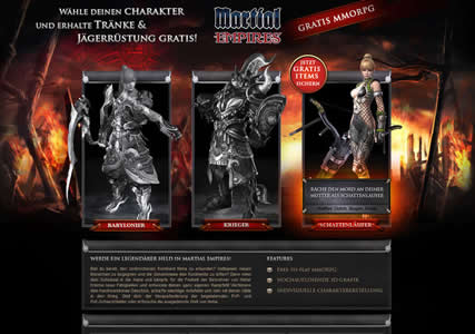 Martial Empires Screenshot 0