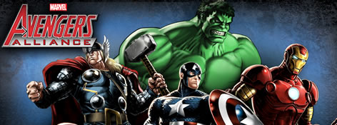 Marvel Avengers Alliance teaser