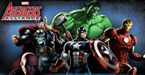 Marvel Avengers Alliance browsergame