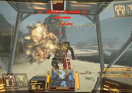 Mech Warrior Online Screenshot 3