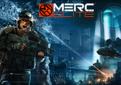 Merc Elite Screenshot 0