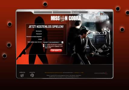Mission Cobra Screenshot 0
