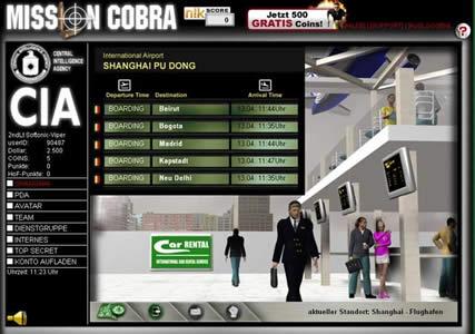 Mission Cobra Screenshot 2