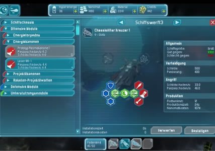 Mission Genesis Screenshot 1