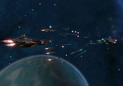 Mission Genesis Screenshot 3