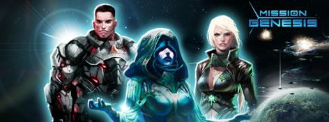 Mission Genesis teaser