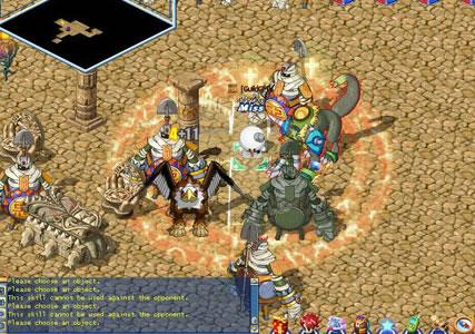 Mixmaster Online Screenshot 2