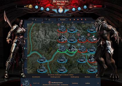 Monsters Army Screenshot 1