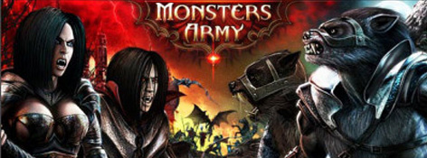 Monsters Army teaser