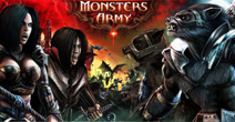Monsters Army browsergame