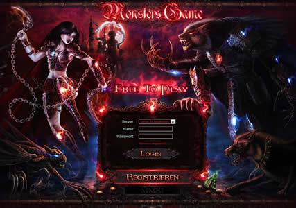 Monsters Game Screenshot 0