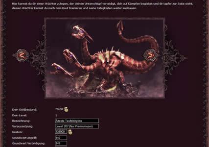 Monsters Game Screenshot 3