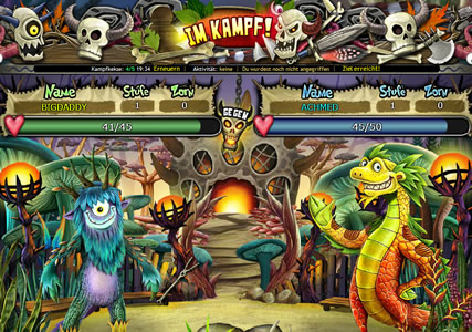 Monster Smash Screenshot 1
