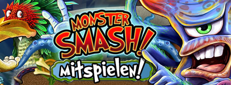 Monster Smash teaser