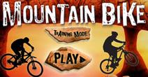 Mountainbike thumb
