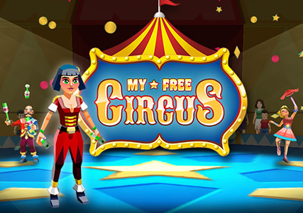 My Free Circus Screenshot 0
