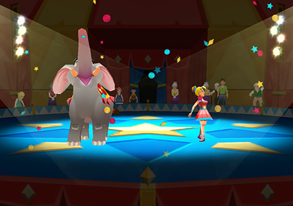 My Free Circus Screenshot 1