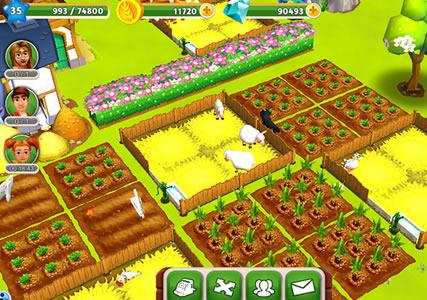 My Free Farm 2 Screenshot 1