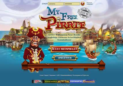 My Free Pirate Screenshot 0