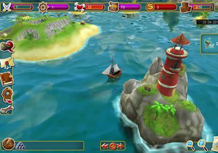 My Free Pirate Screenshot 1