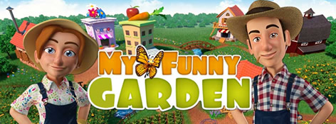 My Funny Garden teaser