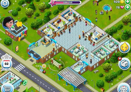 My Hospital Screenshot 1