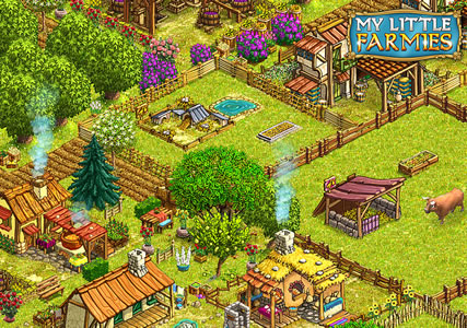 My Little Farmies Screenshot 2