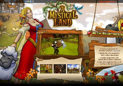 Mystical Land Screenshot 0