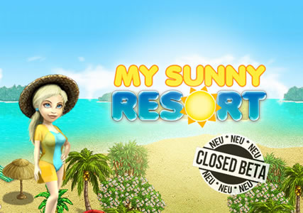 My Sunny Resort Screenshot 0
