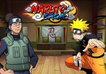 Naruto Saga Screenshot 0