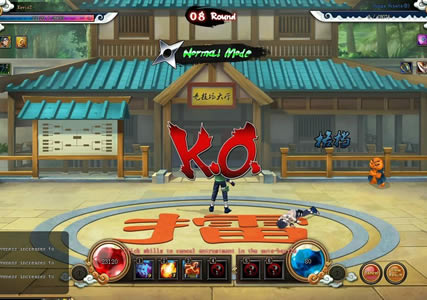 Naruto Saga Screenshot 3
