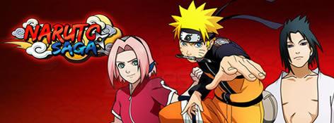 Naruto Saga teaser