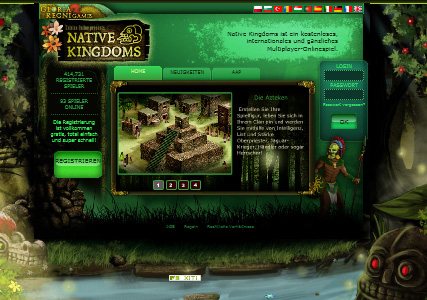 Native Kingdoms Screenshot 0