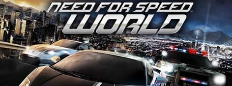 Need for Speed World teaser