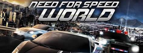 Need for Speed World teaser