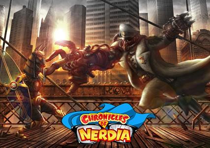 Chronicles of Nerdia Screenshot 0