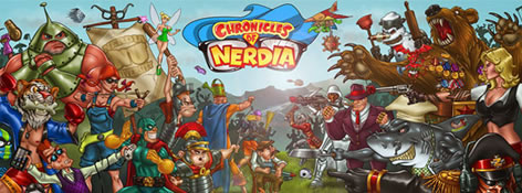 Chronicles of Nerdia teaser