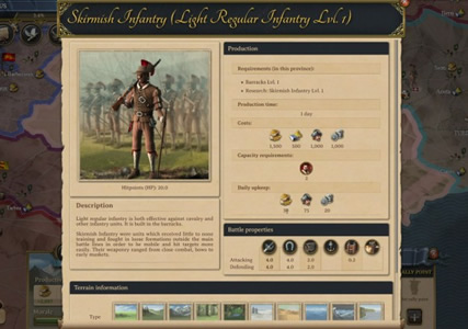 New World Empires Screenshot 3